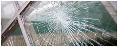 Plumstead Smashed Glass